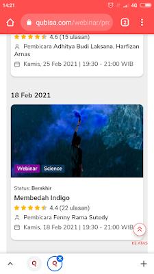 Webinar Indonesia
