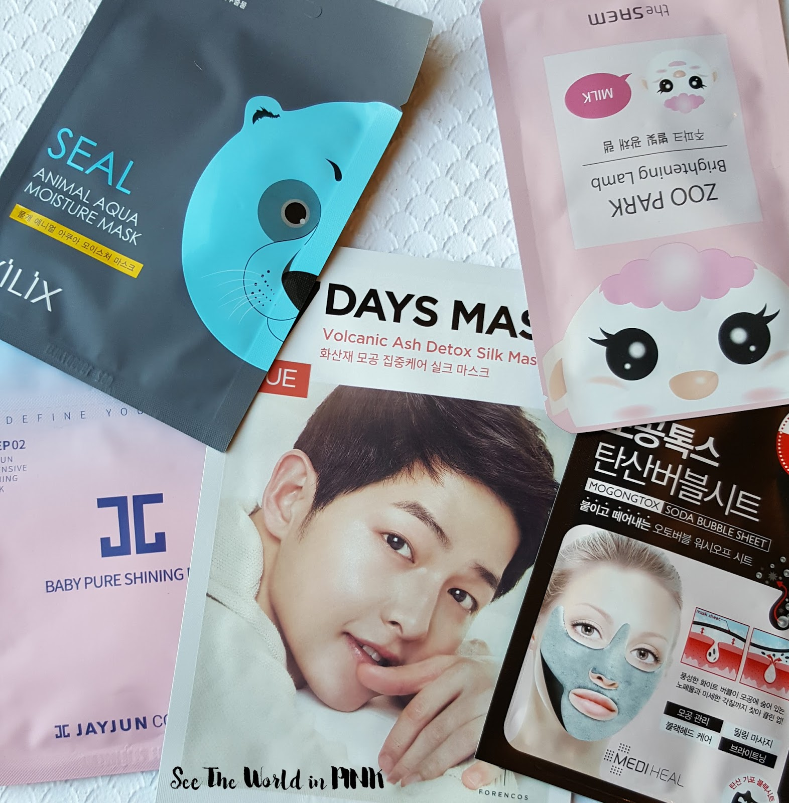 May 2017 In8Beauty Mask Subscription - Unboxing and Review