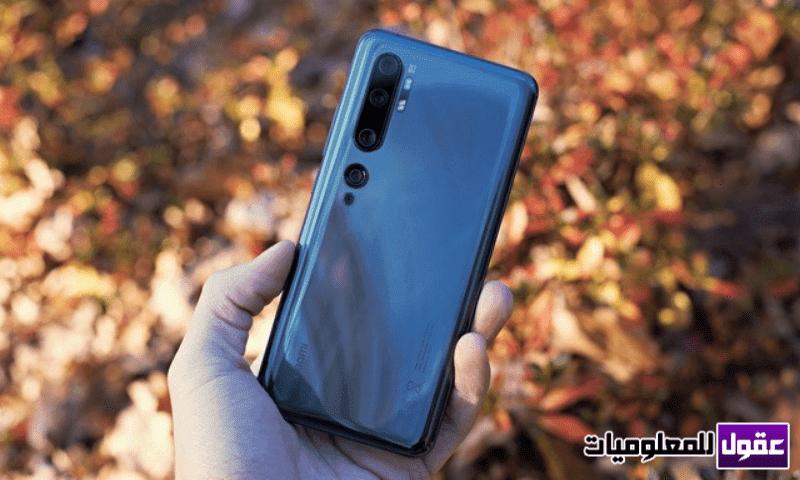 كيفية عمل سكرين شوت على هواتف شاومي Xiaomi