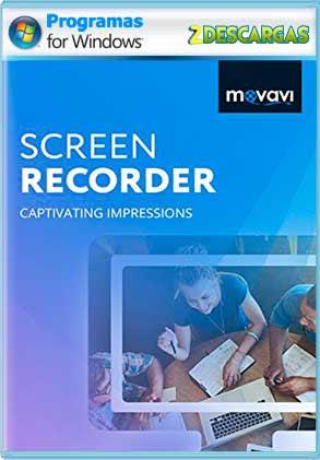 Movavi Screen Recorder Grabador de pantalla
