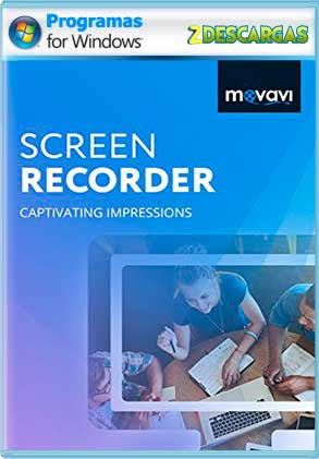 Movavi Screen Recorder (2021) Full Español [MEGA]