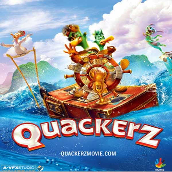 Quackerz, Movie Quackerz, Film Quackerz, Quackerz Sinopsis, Quackerz Trailer, Quackerz Review, Download Poster Film Quackerz 2016