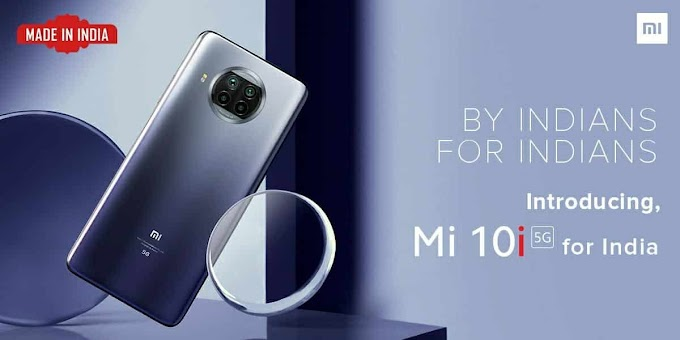 Xiaomi Mi 10i 5G Launched with 108MP Camera | Price In India, Specs