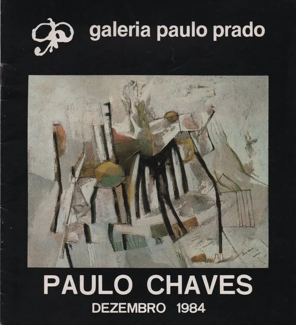 "Tela ""Bachiana"", Galeria Paulo Prado, 1984."