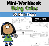 Mini Workbook Using Money