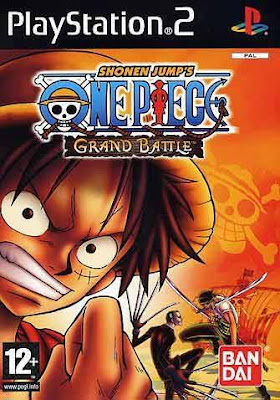 One Piece Grand Battle PS2 GAME ISO