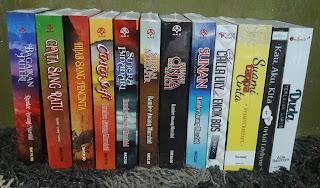 Gila Novel : Laksamana Sunan The Series