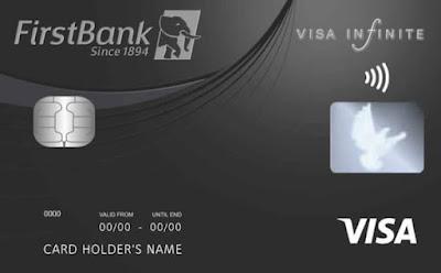 first-bank-visa-infinite-credit-card-in-nigeria