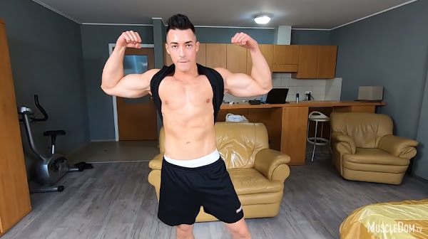 #MuscleDom - Igor