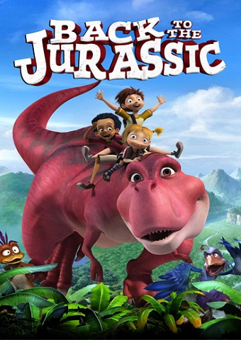 Back to the Jurassic (2015) DVDRip Latino