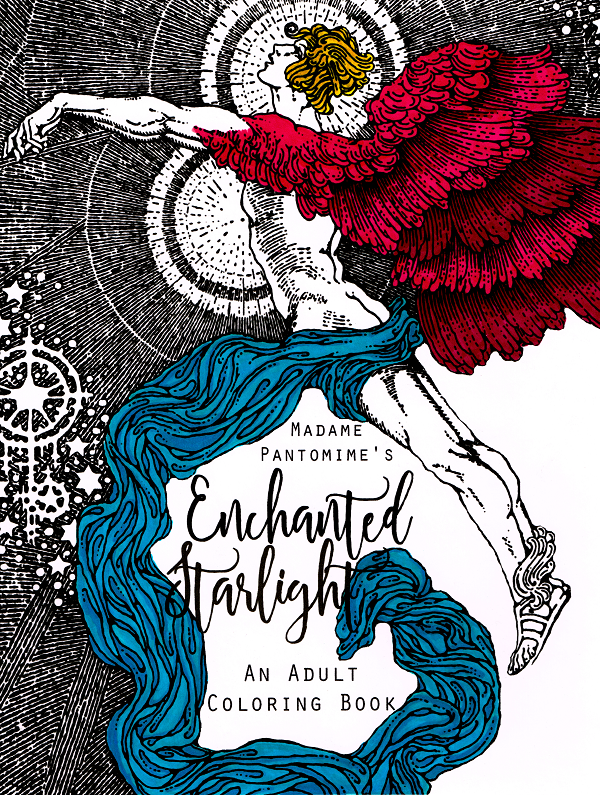 Flip Through Video Of My New Fairy Tale Adult Coloring Book Enchanted Starlight