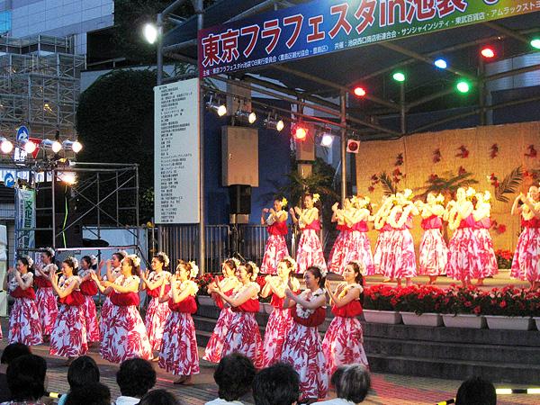 Tokyo Hula Festa 2019, Ikebukuro, Toshima, Tokyo