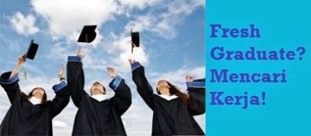 Lowongan Kerja: Tips Mendapatkan Pekerjaan Untuk Fresh Graduate