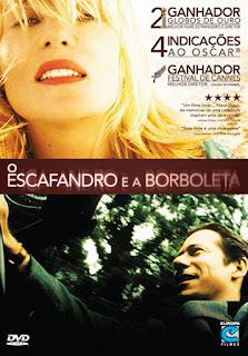 O Escafandro e A Borboleta - DVDRip Dublado