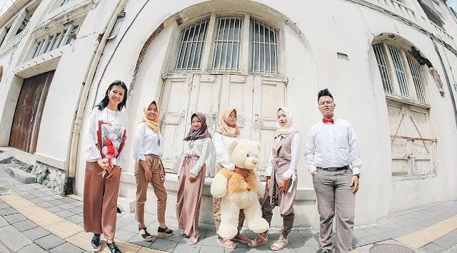 25 Foto Eksotisme Kota Lama Semarang Bikin Kamu Ingin Segera Ke Kota Lama Semarang