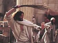Yesus Marah-Marah Dan Mengusir Orang Di Bait Allah