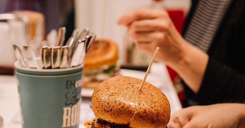 Mikan Cafe Burger