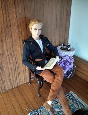 Ken Twilight Carlise doll BMR rebody