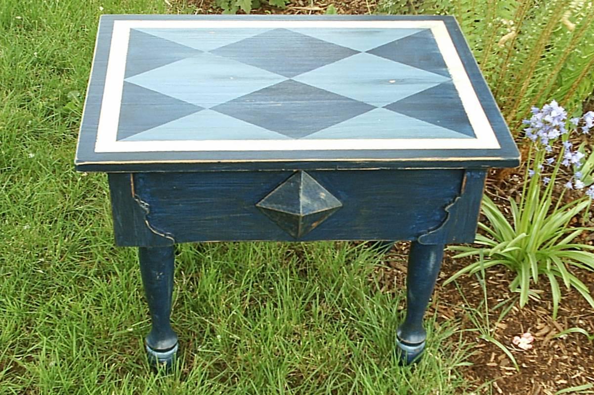 Brett Bigham Design Feeling Blue A Little Table From
