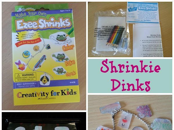 Ezee Shrinks Kit