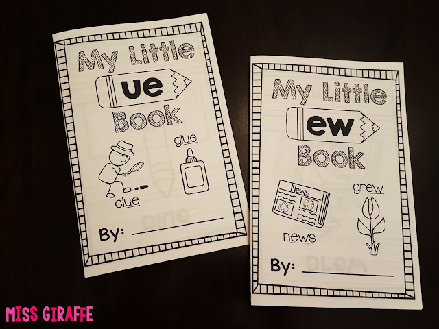 So many great phonics books and activities and ideas on this post!