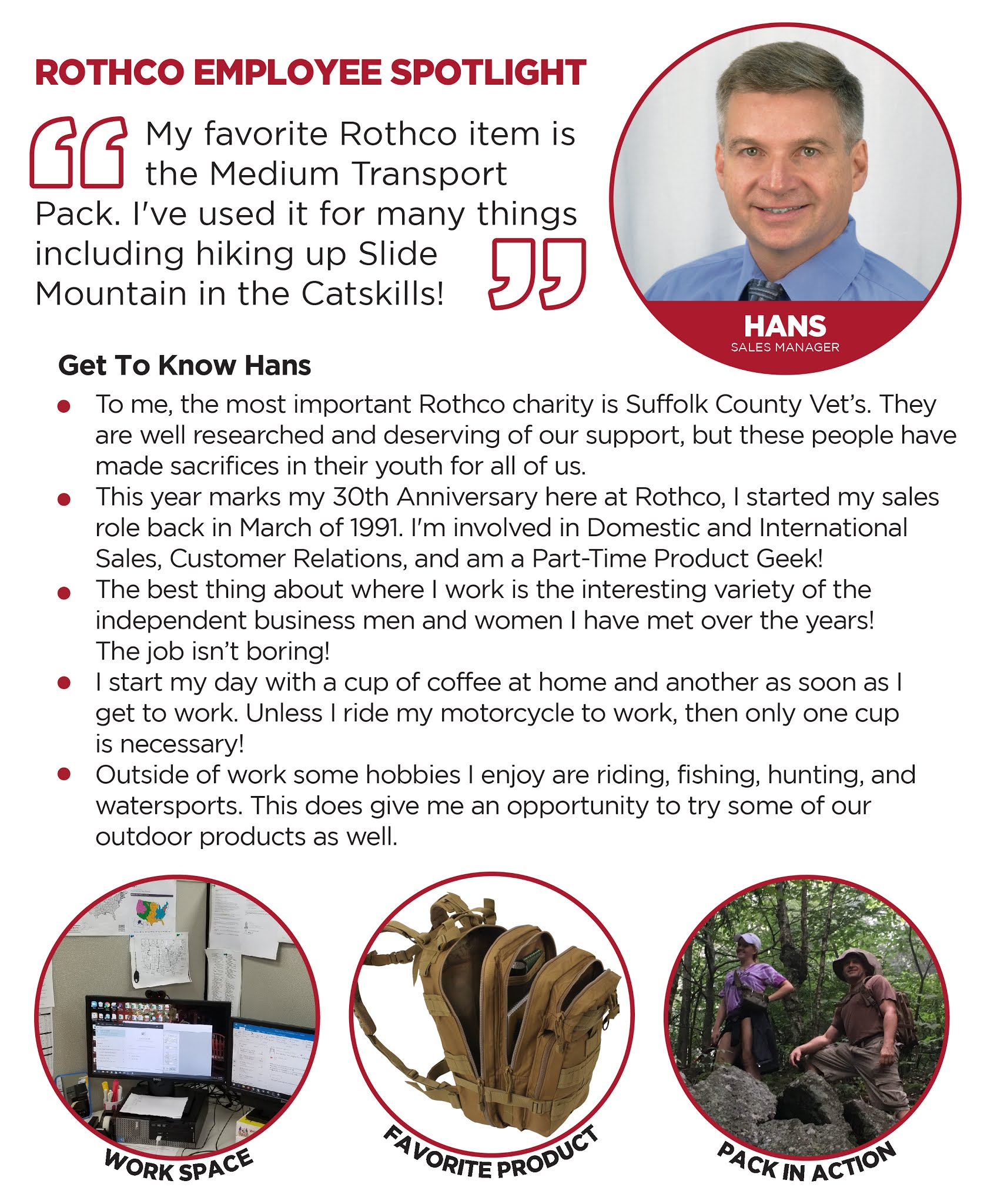 Get To Know Hans Better In Our Latest Employee Spotlight