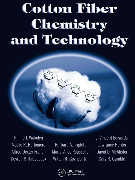 Cotton Fiber Chemistry and Technology