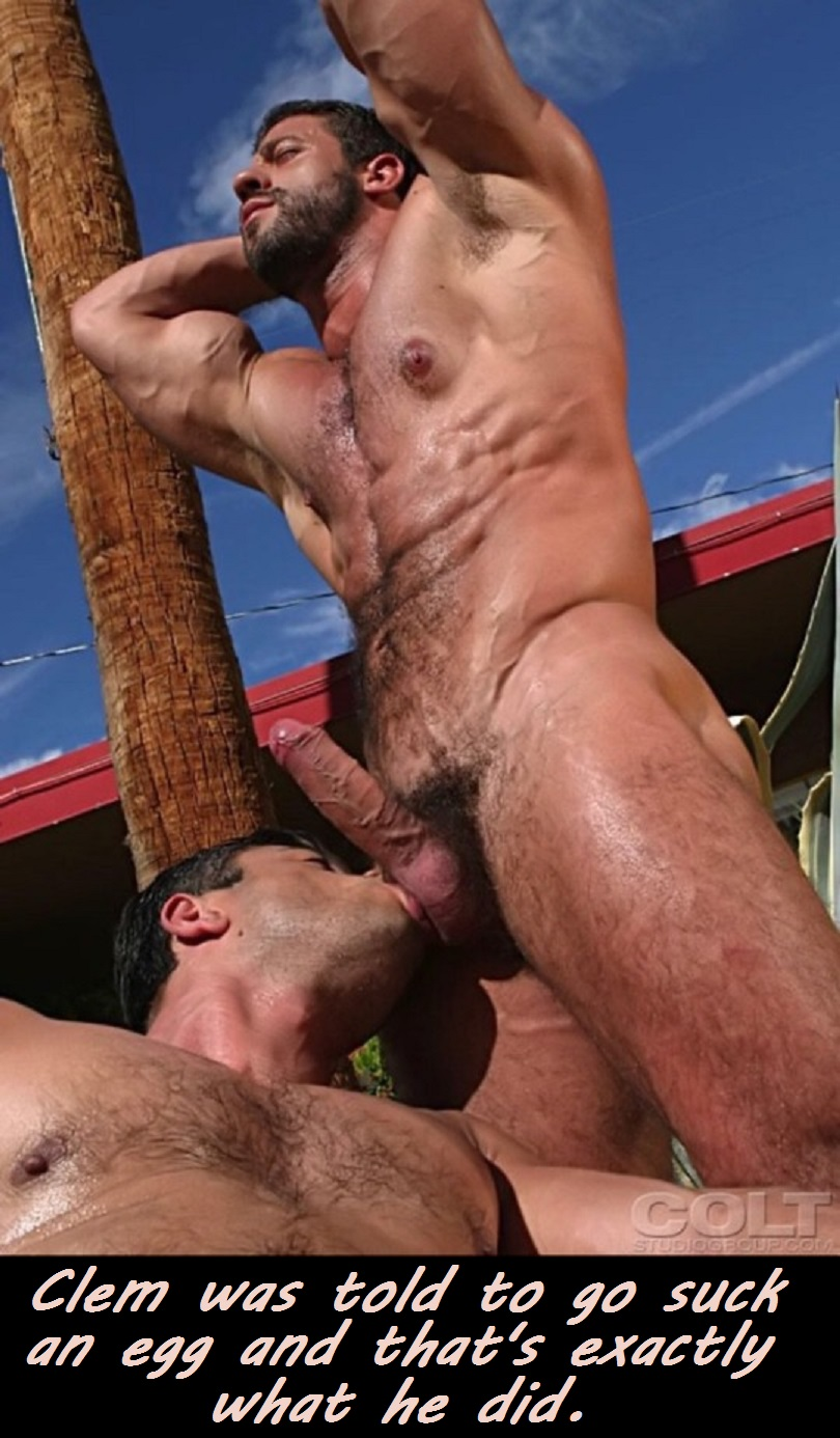 Gay Muscle Scat
