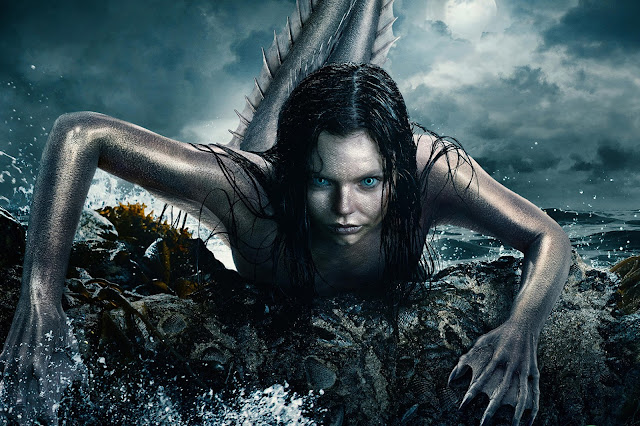 Siren, Série, Uma garota chamada sam