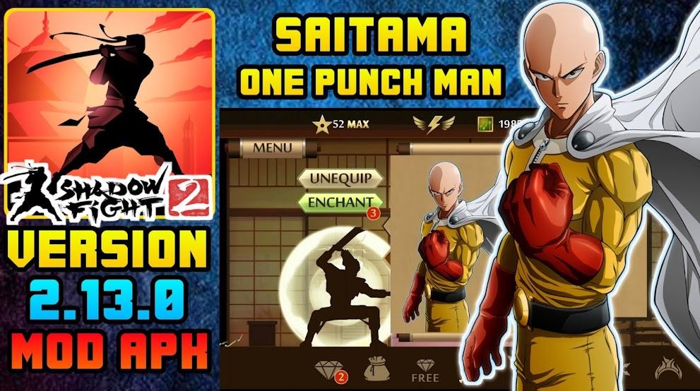 SAITAMA - ONE PUNCH MOD SF2