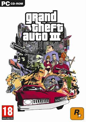 GTA 3 Jeux PC