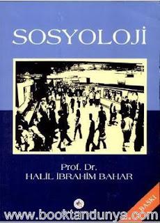 Halil İbrahim Bahar - Sosyoloji