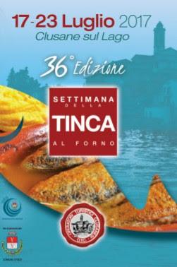 Settimana della Tinca al Forno con Polenta dal 17 al 23 luglio Clusane (BS)