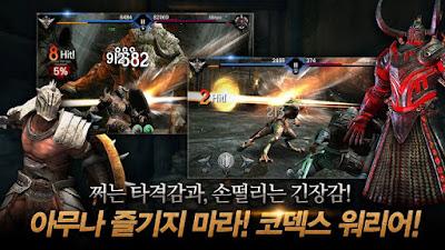 Download Codex: The Warrior v1.25 Mod+Apk