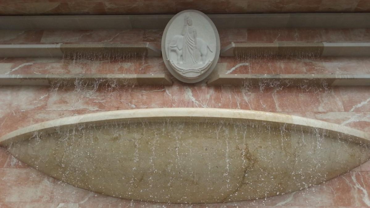 fontana del tondo gioeni