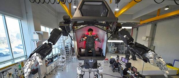 Hankook Mirae Technology ! Produsen robotika asal Korea Selatan Membuat robot raksasa