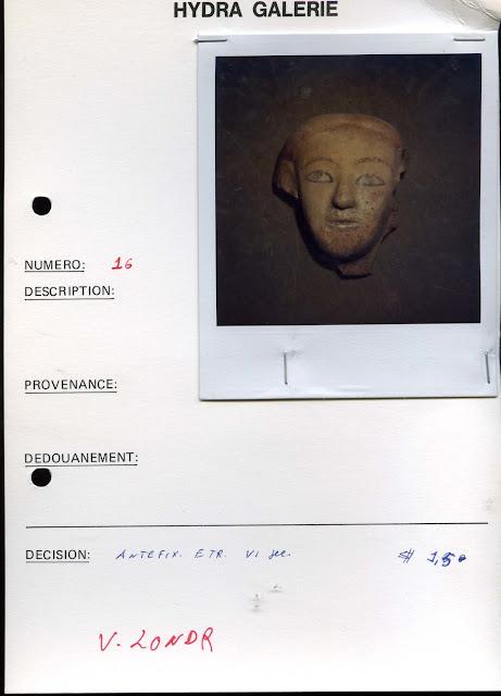 Η δικαστική διαμάχη με τους Sotheby's ήταν μόνο η αφορμή. Συνέντευξη του Χρ. Τσιρογιάννη για τα περιστατικά αρχαιοκαπηλίας που βλέπουν -ή και όχι- το φως της δημοσιότητας