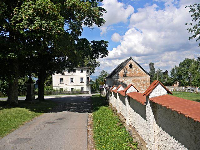 mur, Międzylesie, szlak turystyczny, zwiedzanie