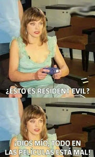 meme milla jovovich resident evil