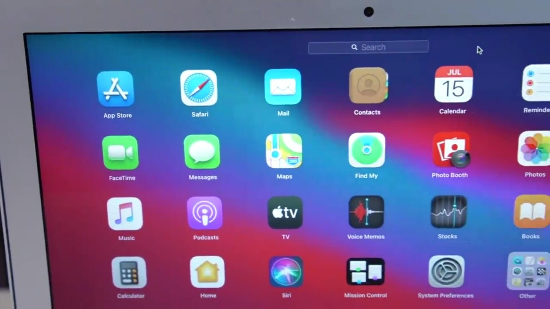fitur terbaru MacOS big sur