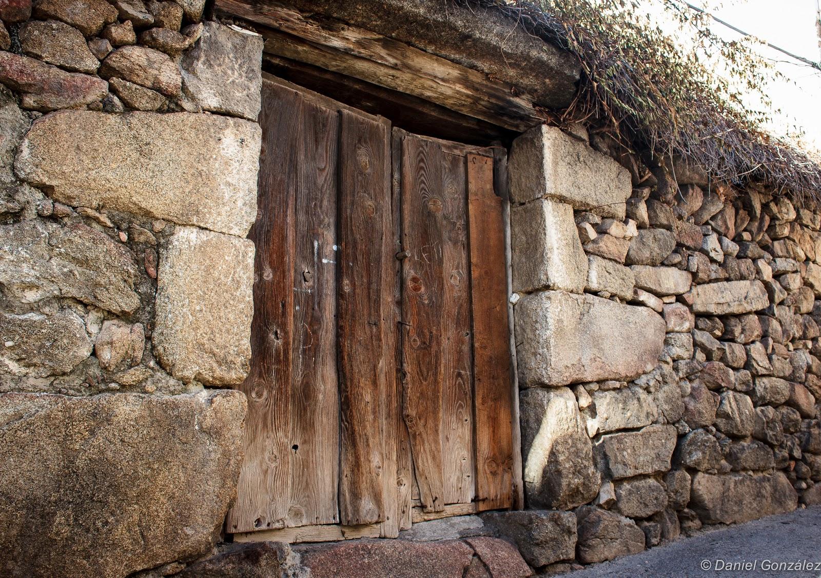 Puerta Rústica, El Barraco, Avila 2013