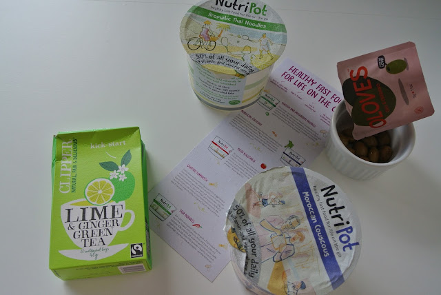 August Degustabox Food Subscription Box Image