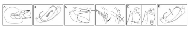Casco appannato: come non fare appannare la visiera. La moto in inverno