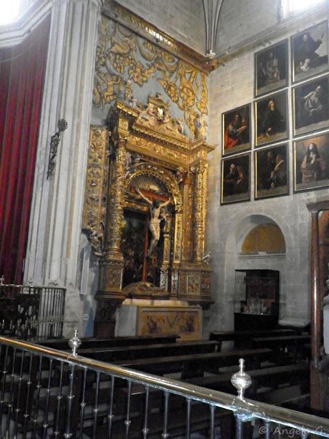 Altar del Santo Cristo