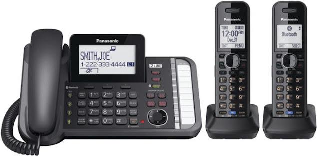 Panasonic KX-TG9582B Installation