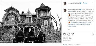Meet Rob Zombie's The Munsters