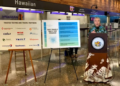 Ige says state on track to open Oct. 15 but not all islands are on board, Fauci says wear your mask, Hilo High grad wins Nobel Prize, more news from all the Hawaiian Islands
