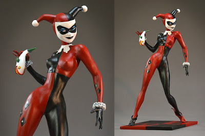 San Diego Comic-Con 2019 Exclusive Harley Quinn Gem Edition Premier Collection Statue by Diamond Select Toys