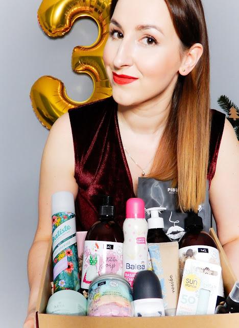 Trzecie urodziny bloga Hellojza About Beauty, urodzinowy konkurs,
