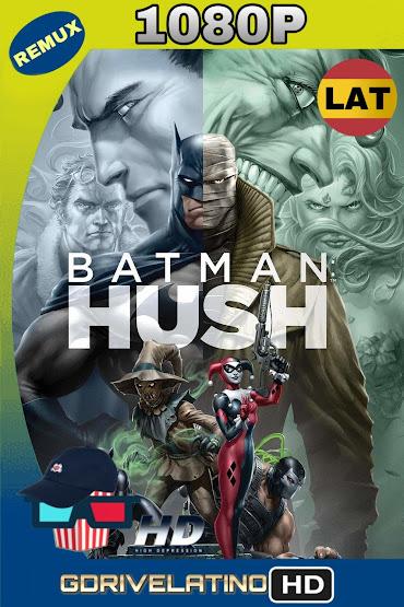 Batman: Hush (2019) BDRemux 1080p Latino-Ingles MKV